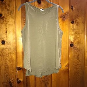 Free People muscle tank